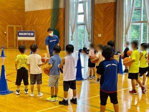 バスケットスクール秩父宮体育館校 湘南ユナイテッドBC